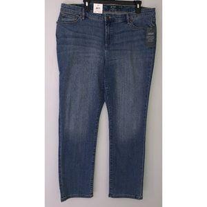 Lauren Ralph Lauren Premier Straight Jeans